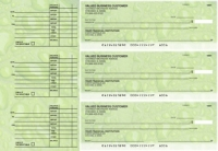 Leaf Accounts Payable Designer Business Checks