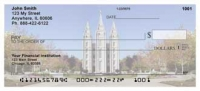 Salt Lake Temple  Personal Checks