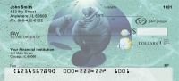 Manatee's  by David Dunleavy Personal Checks
