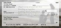 Love  by Sweet Intentions Personal Checks