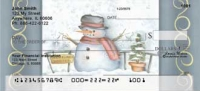 Snowflake Collector by Lorrie Weber Personal Checks