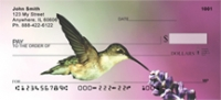 Hummingbirds Checks - More Hummingbird Personal Checks