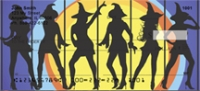 Witch Checks - Witches Silhouettes Personal Checks