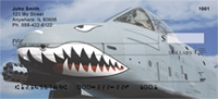 Air Force A-10 Warthog Personal Checks - Warthog Checks