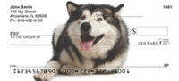 Alaskan Malamute Checks - Malamute Personal Checks