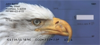Bald Eagle Checks - Bald Eagle Family Personal Checks