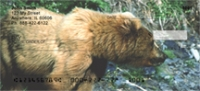 Kodiak Bear Checks - Kodiak Bears Personal Checks