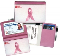 Ribbon of Hope Debit Wallet
