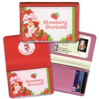 Strawberry Shortcake Debit Wallet