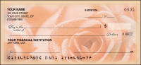 Roses Garden Personal Checks - 1 Box