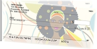 African Beauty Side Tear Personal Checks
