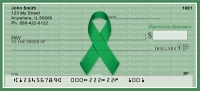 Depression Awareness Ribbon Personal Checks