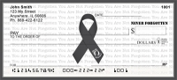 POW/MIA Never Forgotten  Personal Checks