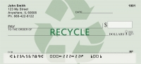 Recycle  Personal Checks