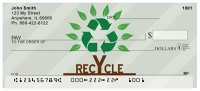 Recycle Tree  Personal Checks