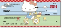 Hello Kitty Checks Personal Checks - 1 Box