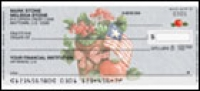 Diane Knott's Americana Side Tear Personal Checks - 1 box