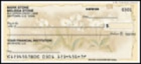 Cheri Blum's Simplicity Side Tear Personal Checks - 1 box