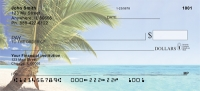Palms in Paradise Personal Checks