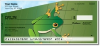 Tree Frog Personal Checks