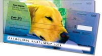 Dog & Cat Side Tear Personal Checks
