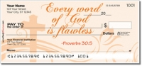 Bible Verse Personal Checks