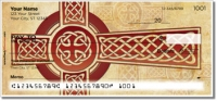 Celtic Cross Personal Checks