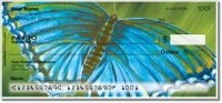 Colored Wings Personal Checks