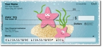 Silly Sea Life Personal Checks