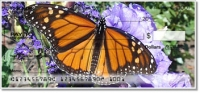 Milkweed Butterfly Personal Checks