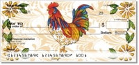 Embry Rooster Personal Checks