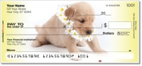 Pups in Bloom 2 Personal Checks