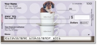 Pups in Cups Personal Checks