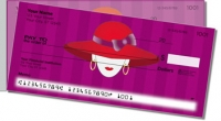 Red Hat Side Tear Personal Checks