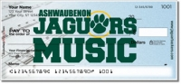 Ashwaubenon Music Personal Checks