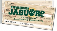 Ashwaubenon Athletic Side Tear Personal Checks