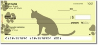Paw Print Personal Checks