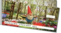 Gnomes in Nature Side Tear Personal Checks