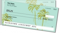 Tropical Nature Side Tear Personal Checks