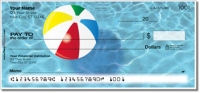 Pool Toy Personal Checks