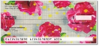 Tea Rose Personal Checks