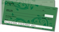 Fresh & Flourishing  Side Tear Personal Checks