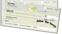 Inspiring Doodle Side Tear Personal Checks