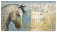Winget Horse Checkbook Covers