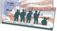 Price of Freedom Side Tear Personal Checks