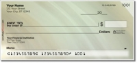 Green Swish Personal Checks