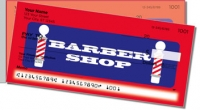 Barbershop Side Tear Personal Checks
