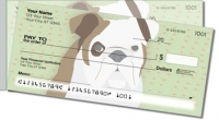 Doggone Cute Side Tear Personal Checks
