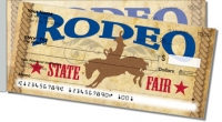 Rodeo Side Tear Personal Checks