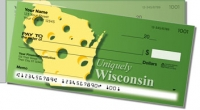 Uniquely Wisconsin Side Tear Personal Checks
